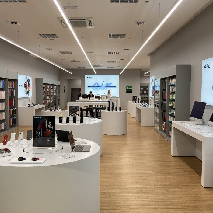 iStores v Centro Zlín otevřen !