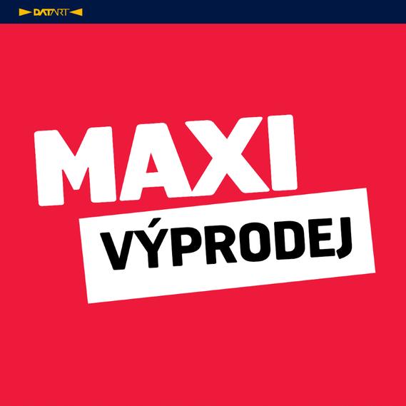 Maxi výprodej !