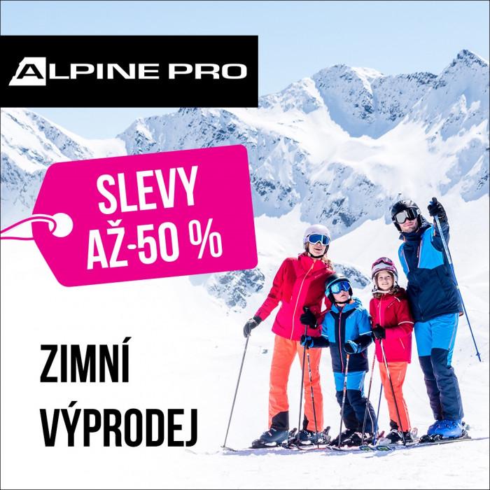 Slevy v Alpine Pro