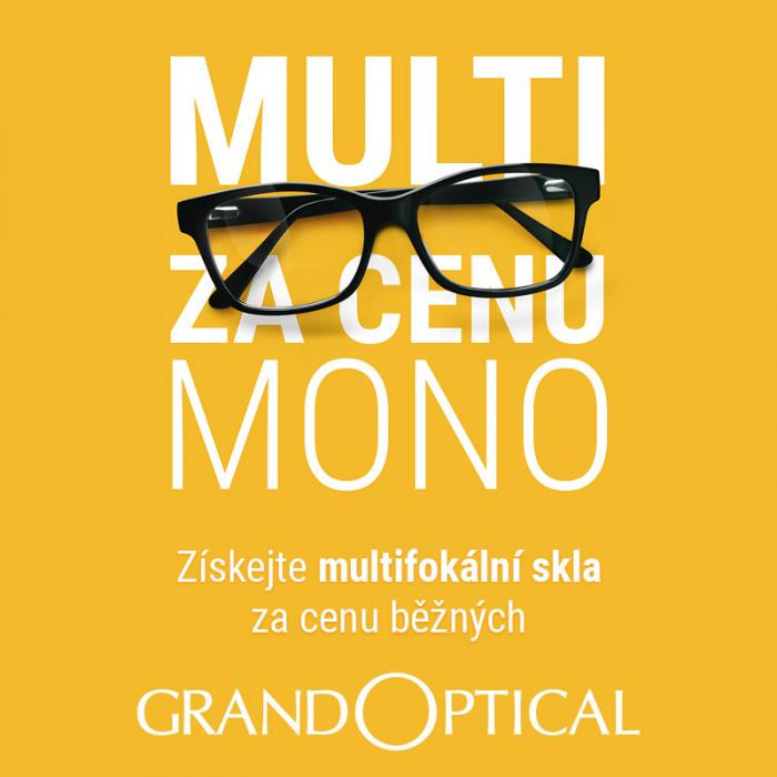 Multi za cenu mono v GrandOptical!