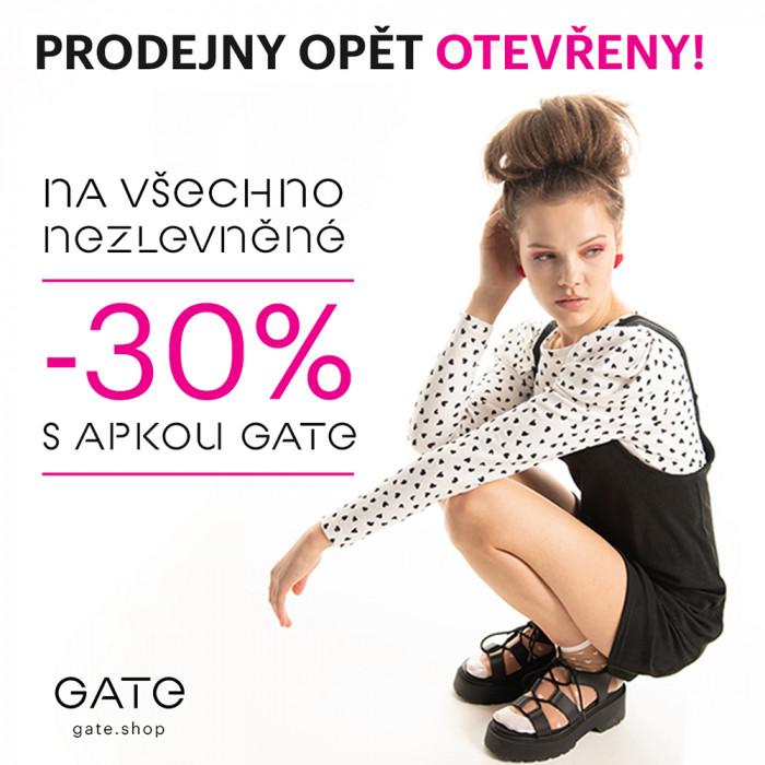 Nabídka v GATE