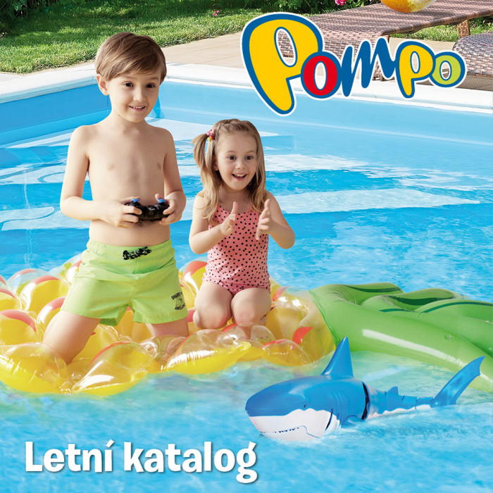 POMPO Letní katalog plný inspirací, novinek a akcí!