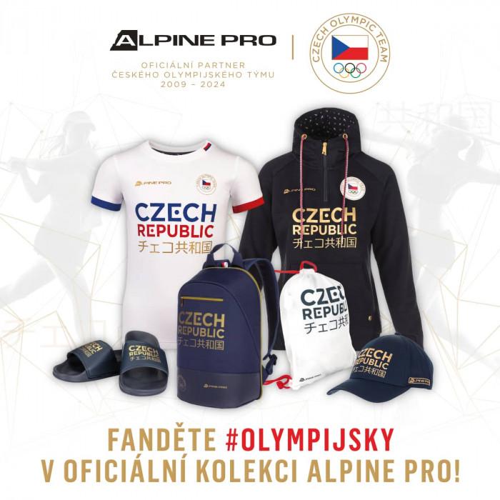 Olympijská kolekce v ALPINE PRO