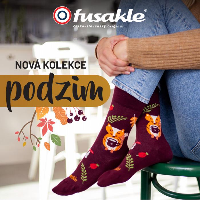 Nová podzimní kolekce Fusakle