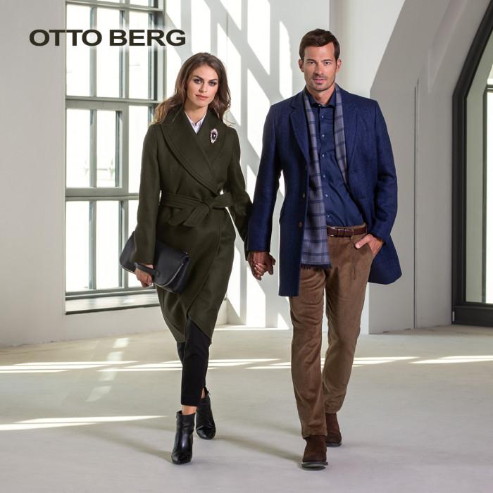 Nová kolekce OTTO BERG