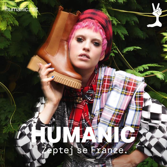 Éra FRANZ v Humanicu